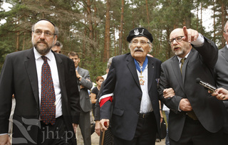Commemorating the Anniversary of the Treblinka Uprising