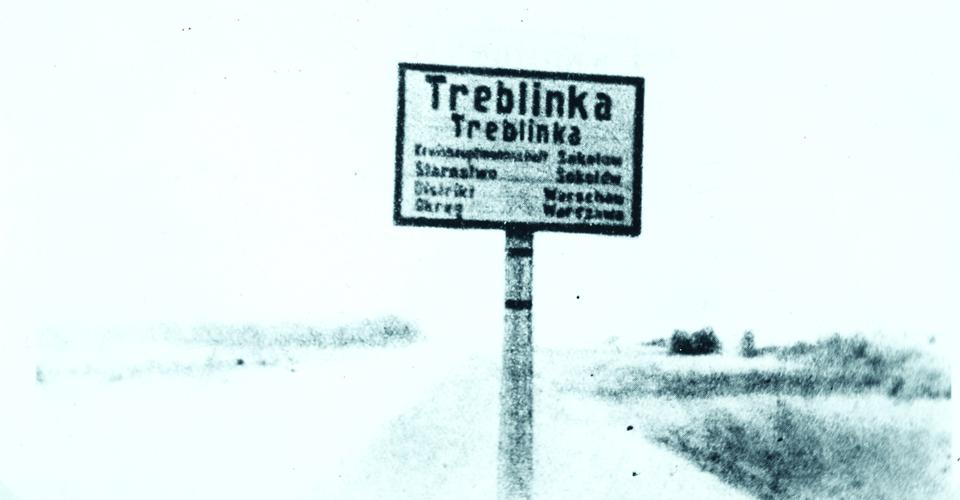Commemoration of the 75th anniversary of the rebellion of Treblinka II death camp prisoners